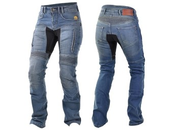 Parado Damen Motorrad Jeans inklusive Protektoren