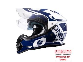 Sierra R V22 Enduro Crosshelm Motorrad Helm