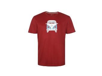Methusalem T-Shirt Herren Kurzarm