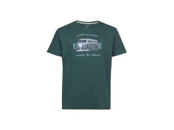 Honest T-Shirt Kurzarmshirt VW Bulli Herren