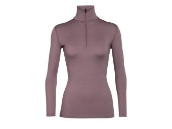 260 Tech Longsleeve Half Zip Damen Baselayer Shirt Funktionsshirt