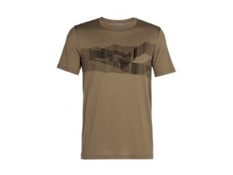 Tech Lite Short Sleeve Crewe St. Anton Shirt T-Shirt