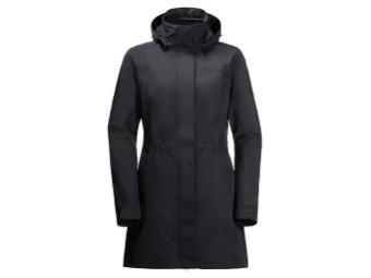 Ottawa Coat 3in1 Damen Mantel Winter Doppeljacke
