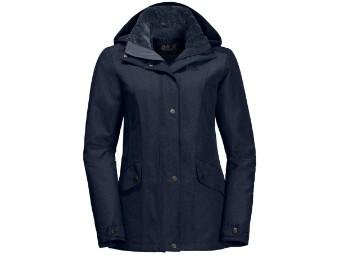 Park Avenue Jacket Damen Winterjacke Outdoor Wandern