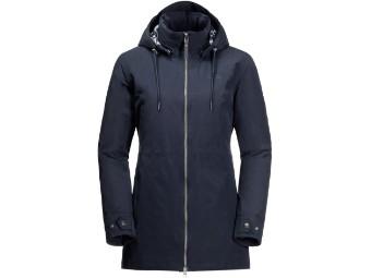 Wildwood Jacket W Damen Winter Jacke Wandern Outdoor