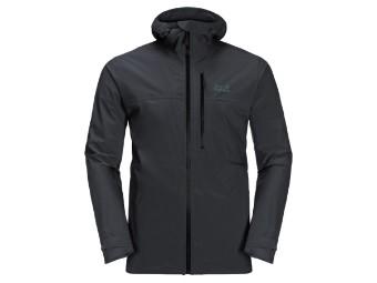 Go Hike Jacket M Herren Regenjacke Outdoor