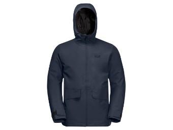 White Forest Jacket Herren Winterjacke Jacke