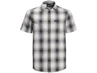 Hot Chili Shirt M Herren Kurzarm Shirt Hemd Karohemd