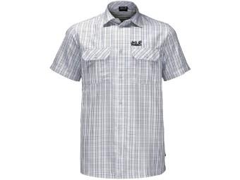Thompson Shirt Men Herren Hemd Oberhemd Kurzarm