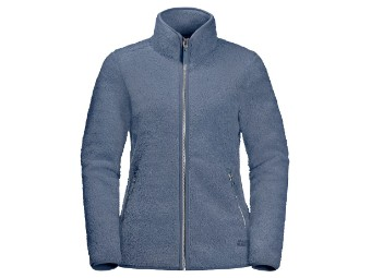 High Cloud Jacket Damen Fleece Jacke Outdoor