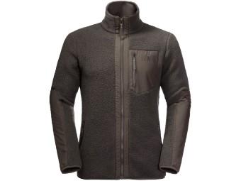 Kingsway Jacket Men Herren Fleece Jacke Fleecejacke