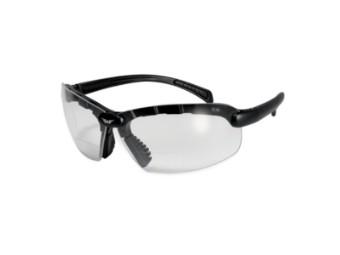 C2000 Glossy Motorradbrille mit Sehstärke 1,0dpt