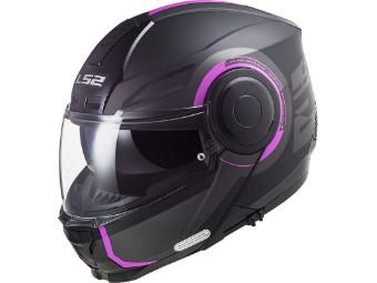 FF902 Scope Arch Klapphelm Motorrad Helm mit Sonnenblende