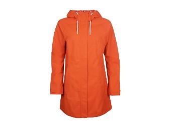 Feel Good Damen Mantel Regenmantel Wetterschutz