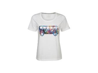 Filled With Love T-Shirt Damen Kurzarm