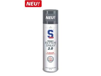 Kettenspray Kettenfett weiss 400ml Spraydose