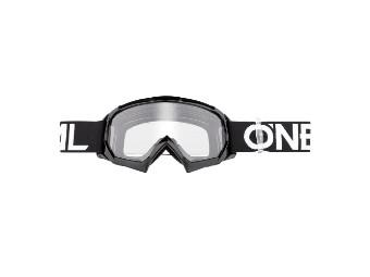 Crossbrille  B-10 Youth Solid  klar