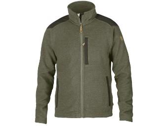 Buck Fleece Jacket Men Herren Fleecejacke Midlayer
