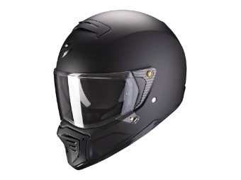 EXO HX1 Solid Retro Helm Motorradhelm