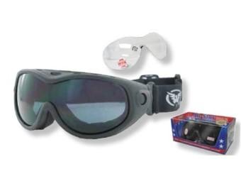 All Star Kit Bikerbrille Ersatzgläser Brillenband