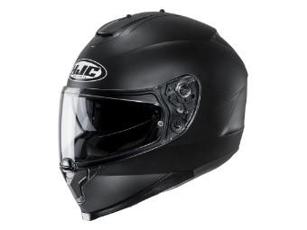 C70 SF Integralhelm semi flat Motorrad Helm