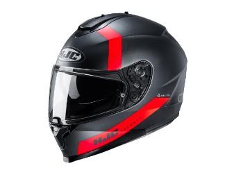 C70 Eura MC1SF Helm Integralhelm Sonnenblende Motorrad