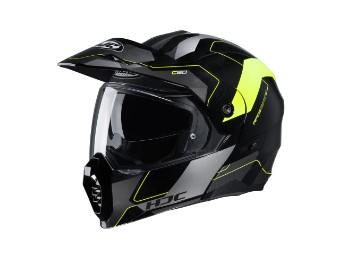 C80 Rox MC4H Enduro Klapphelm Motorrad Integral