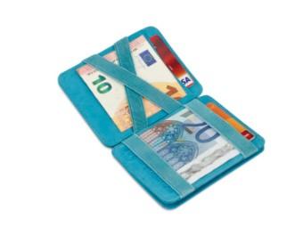 Hunterson Magic Coin Wallet RF Geldbörse Portemonnaie Münzfach