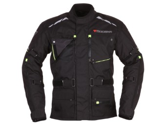 Crookton Motorrad Jacke 3 in 1 Textiljacke