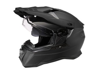 D-SRS Solid V.22 Enduro Integral Helm Motorrad