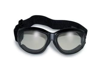 Eliminator 24 Bikerbrille mit Brillenband selbsttönend