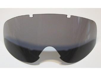 Ersatzscheibe Ersatzglas für Crossbrille klar getönt