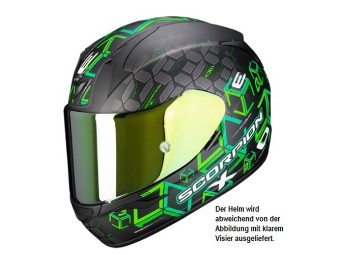 EXO-390 Cube Motorradhelm Helm Integralhelm