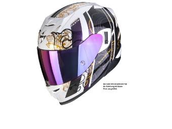 Exo-520 Air Fasta Integralhelm Motorrad Helm