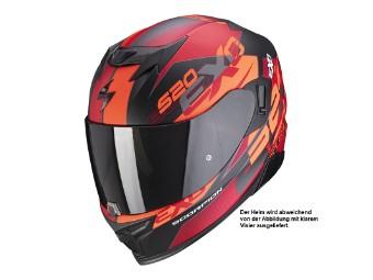 EXO-520 Air Cover Motorradhelm Integralhelm
