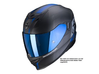 EXO-520 Air Laten Integralhelm Motorradhelm