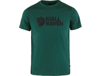 Logo T-Shirt Herren kurzarm