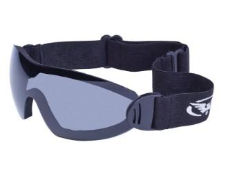 Flare Bikerbrille Brille mit Brillenband
