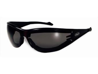 Full Throttle Plus Bikerbrille Antifog und Polster
