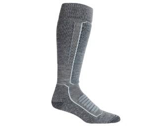 Ski+ Medium OTC Men lange Herren Socken Ski Winter