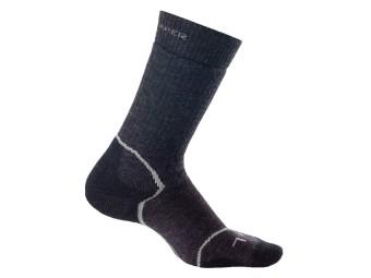 Hike+ Medium Crew Women Damen Socken Wandersocken