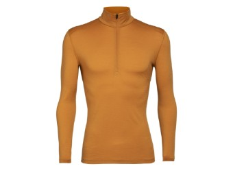 200 Oasis LS Half Zip Men Long Sleeve Langarmshirt Baselayer