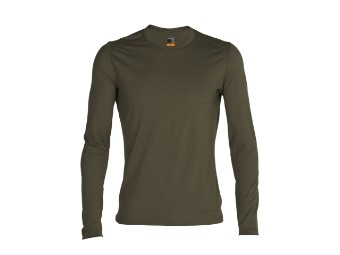 200 Oasis LS Crewe Men Funktionsshirt Langarmshirt Long Sleeve