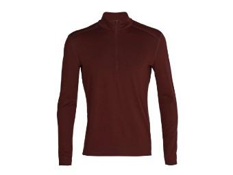 200 Oasis LS Half Zip Men Funktionsshirt Langarmshirt Longsleeve