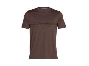 Tech Lite 2 Short Sleeve Peak Patterns Kurzarm T-Shirt Herren