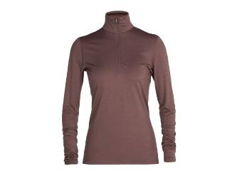 200 Oasis LS Half Zip Women Long Sleeve Funktionsshirt