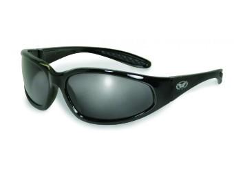 Hercules Plus Antifog Bikerbrille Sonnenbrille