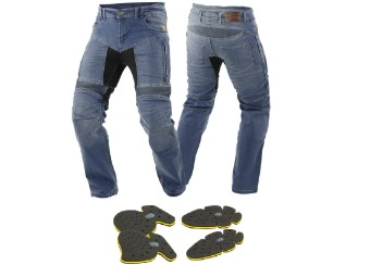 Trilobite Parado Motorradjeans Kevlar Jeans inclusive Protektoren