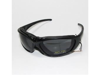 Piwear London Bikerbrille Sonnenbrille Polster Brillenband