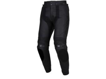 Minos Stiefelhose Leder Motorrad Hose